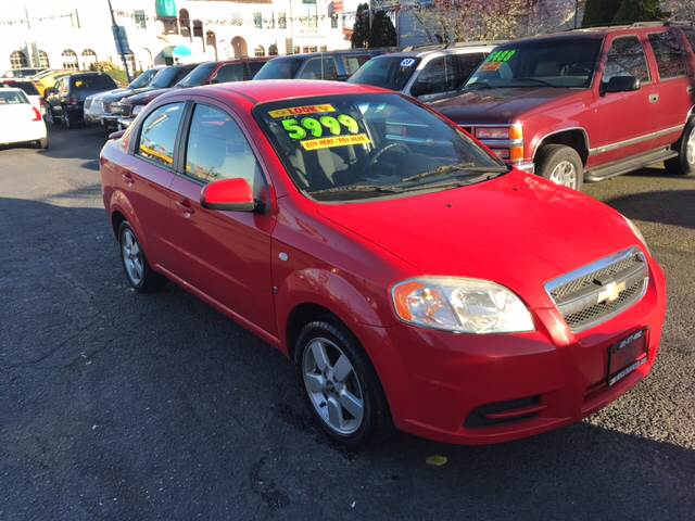 2008 Chevrolet Aveo For Sale At American Dream Motors In Everett WA