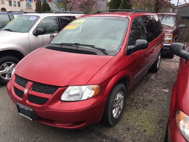2002 Dodge Grand Caravan For Sale At American Dream Motors In Everett WA
