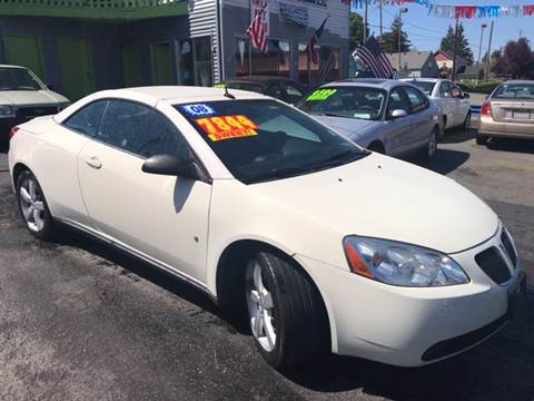 2008 Pontiac G6 for sale in Everett, WA