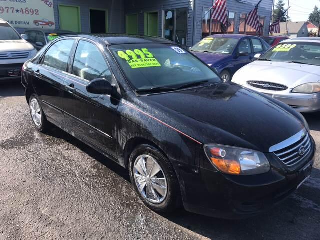 2009 Kia Spectra For Sale At American Dream Motors In Everett WA