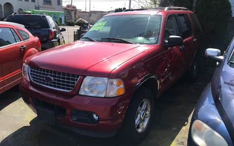 2004 Ford Explorer for sale in Everett, WA