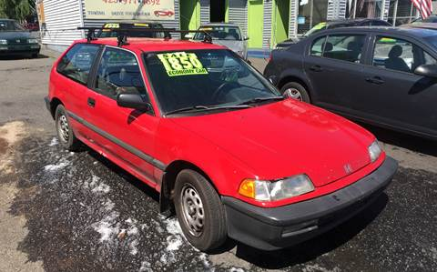 1990 Honda Civic for sale in Everett, WA