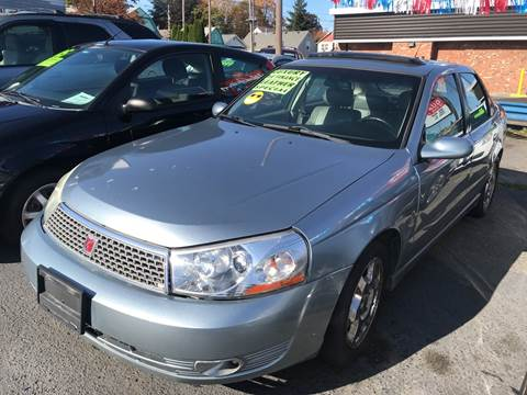 2004 Saturn L300 for sale in Everett, WA