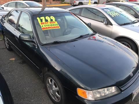 1995 Honda Accord for sale in Everett, WA