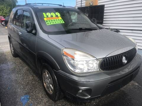 2004 Buick Rendezvous for sale at American Dream Motors in Everett WA