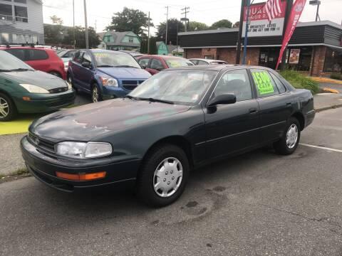 1992 Toyota Camry LE for sale at American Dream Motors in Everett WA