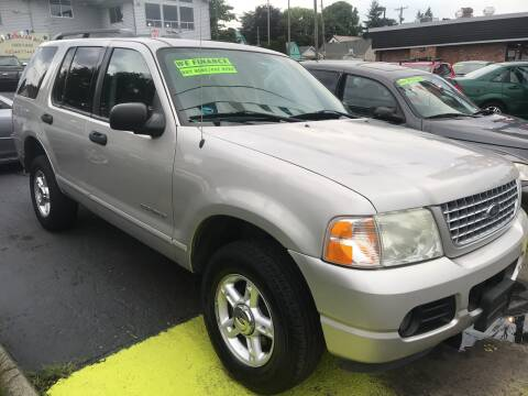 2004 Ford Explorer XLT for sale at American Dream Motors in Everett WA