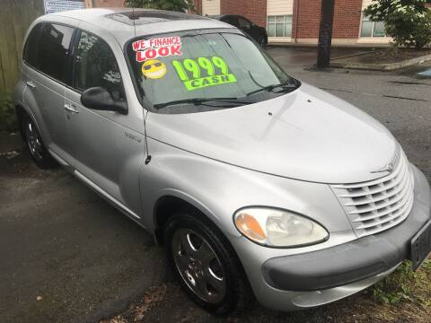 2001 Chrysler PT Cruiser for sale at American Dream Motors in Everett WA