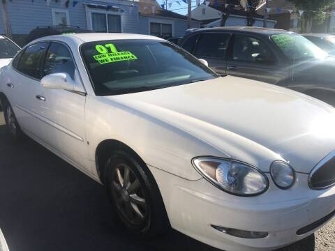 2007 Buick LaCrosse for sale at American Dream Motors in Everett WA