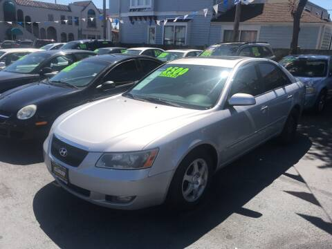 2006 Hyundai Sonata for sale at American Dream Motors in Everett WA