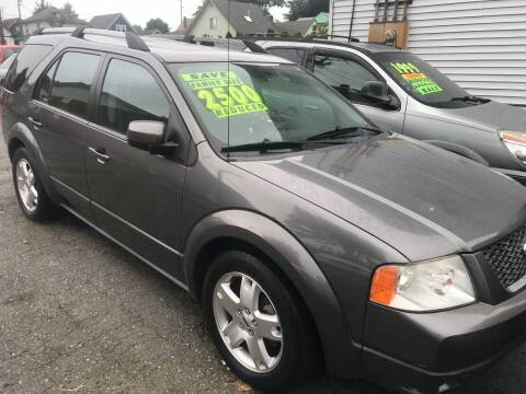2005 Ford Freestyle for sale at American Dream Motors in Everett WA