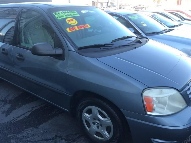 2004 Ford Freestar for sale at American Dream Motors in Everett WA