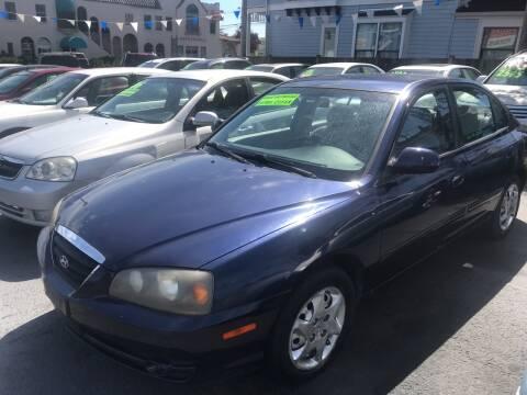 2004 Hyundai Elantra for sale at American Dream Motors in Everett WA