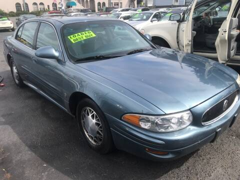 2001 Buick LeSabre for sale at American Dream Motors in Everett WA