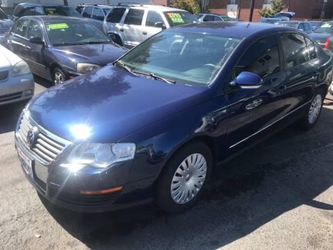 2006 Volkswagen Passat for sale at American Dream Motors in Everett WA