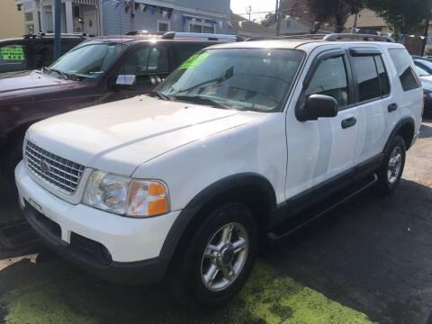 2003 Ford Explorer for sale at American Dream Motors in Everett WA