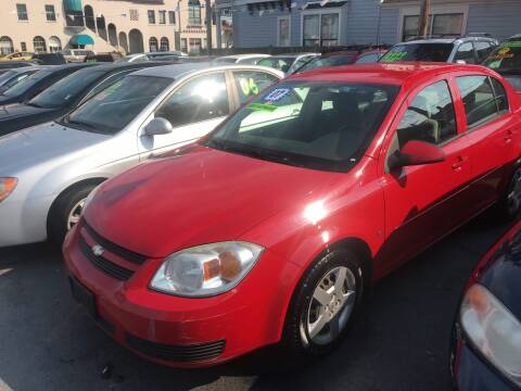 2007 Chevrolet Cobalt for sale at American Dream Motors in Everett WA