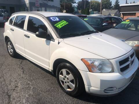 2007 Dodge Caliber for sale at American Dream Motors in Everett WA