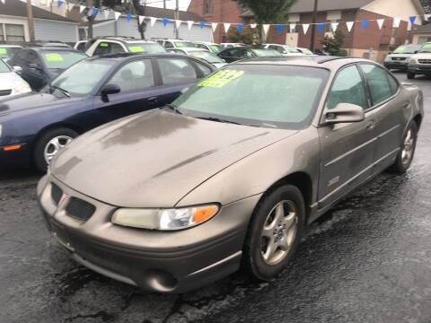1999 Pontiac Grand Prix for sale at American Dream Motors in Everett WA