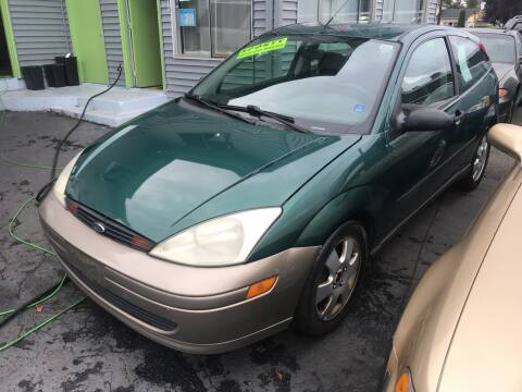 2001 Ford Focus for sale at American Dream Motors in Everett WA