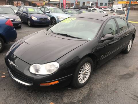 1999 Chrysler Concorde for sale at American Dream Motors in Everett WA
