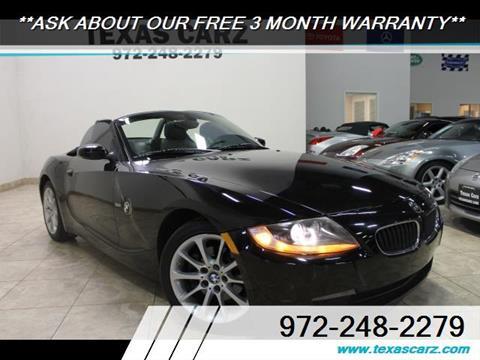 2008 BMW Z4 for sale in Carrollton, TX