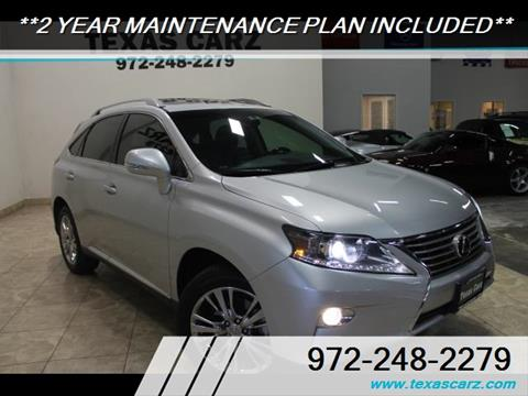 2013 Lexus RX 350 for sale in Carrollton, TX