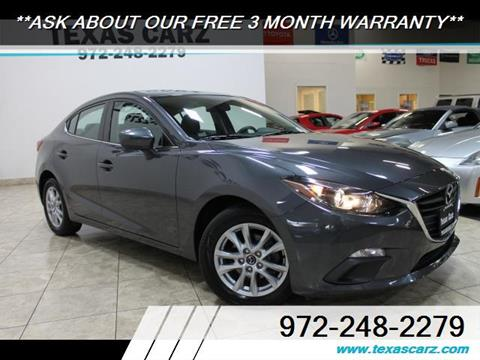 2014 Mazda MAZDA3 for sale in Carrollton, TX
