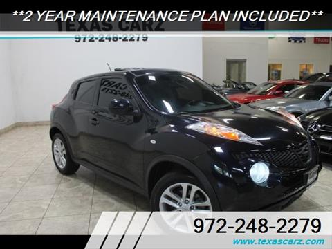 2013 Nissan JUKE for sale in Carrollton, TX