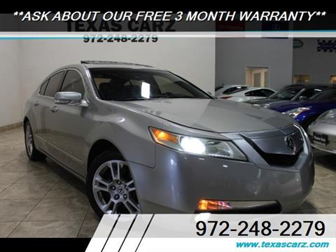 2010 Acura TL for sale in Carrollton, TX