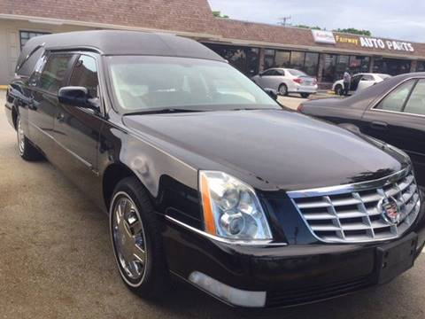 2008 Cadillac Deville Professional for sale in Deerfield, FL