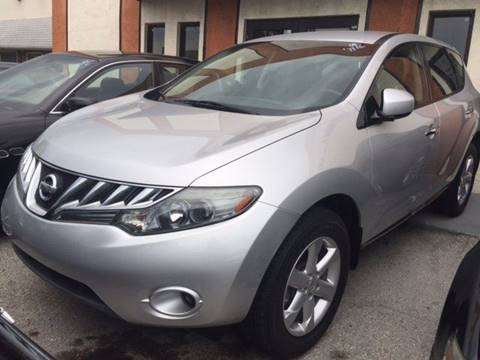 2009 Nissan Murano for sale in Deerfield, FL