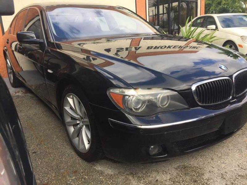 BMW Series For Sale CarGurus - 2008 bmw 750i