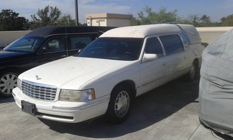 1998 Cadillac Deville Professional for sale in Deerfield, FL