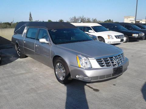 2007 Cadillac DTS Pro for sale in Deerfield, FL