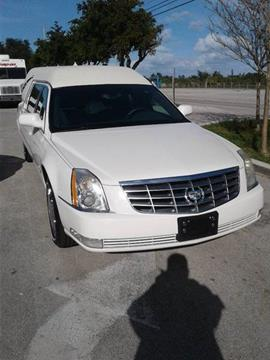 2009 Cadillac DTS Pro for sale in Deerfield, FL