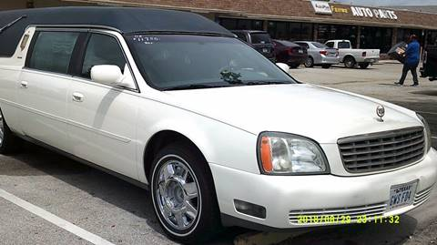 2005 Cadillac Deville Professional for sale in Deerfield, FL