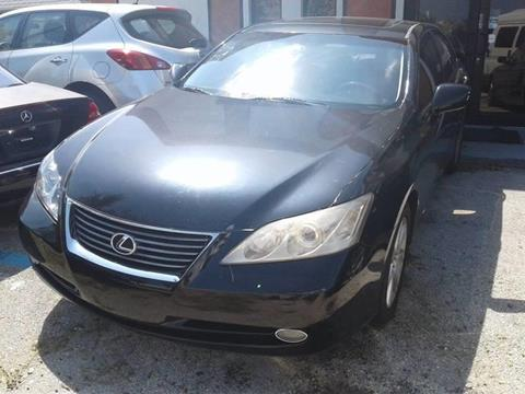2007 Lexus ES 350 for sale at LAND & SEA BROKERS INC in Deerfield FL