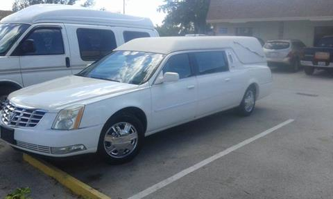 2007 Cadillac DTS Pro Hearse for sale in Deerfield, FL