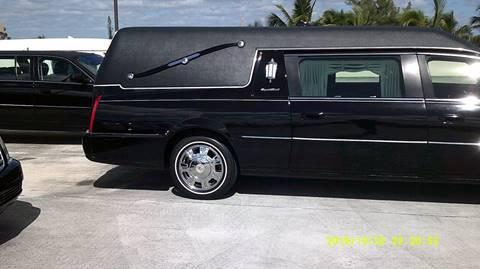 2009 Cadillac DTS Pro