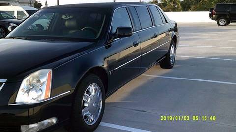 2006 Cadillac DTS Pro for sale at LAND & SEA BROKERS INC in Deerfield FL