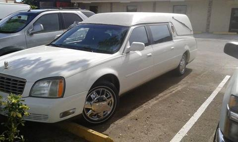 2005 Cadillac DTS Pro for sale in Deerfield, FL