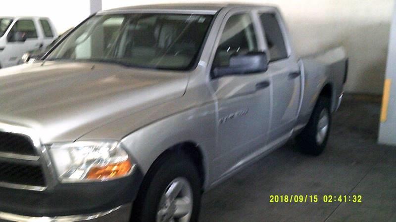 2011 RAM Ram Pickup 1500 for sale at LAND & SEA BROKERS INC in Deerfield FL