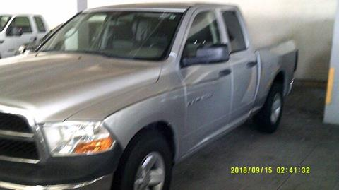 2011 RAM Ram Pickup 1500 for sale at LAND & SEA BROKERS INC in Deerfield FL