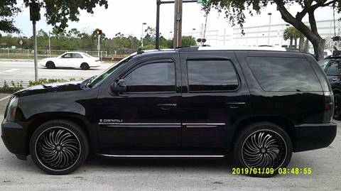 2008 GMC Yukon for sale in Deerfield, FL