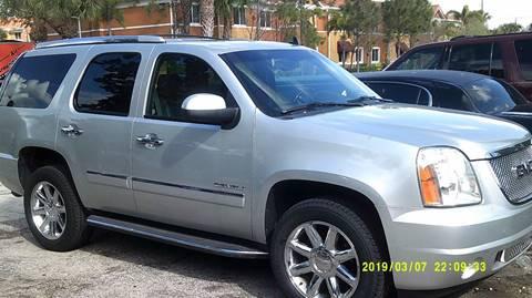 2013 GMC Yukon for sale in Deerfield, FL