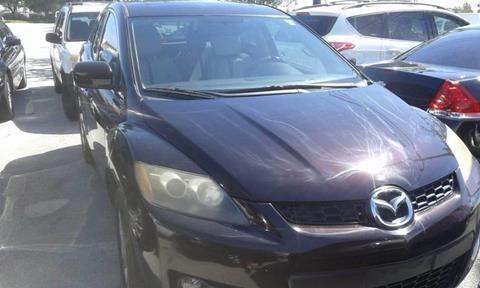 2007 Mazda CX-7 for sale at LAND & SEA BROKERS INC in Deerfield FL