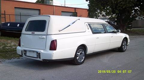 2004 Cadillac Deville Professional for sale in Deerfield, FL