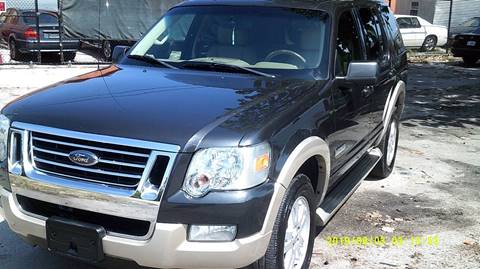 2007 Ford Explorer for sale at LAND & SEA BROKERS INC in Deerfield FL