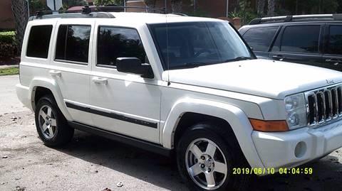 2009 Jeep Commander for sale in Deerfield, FL
